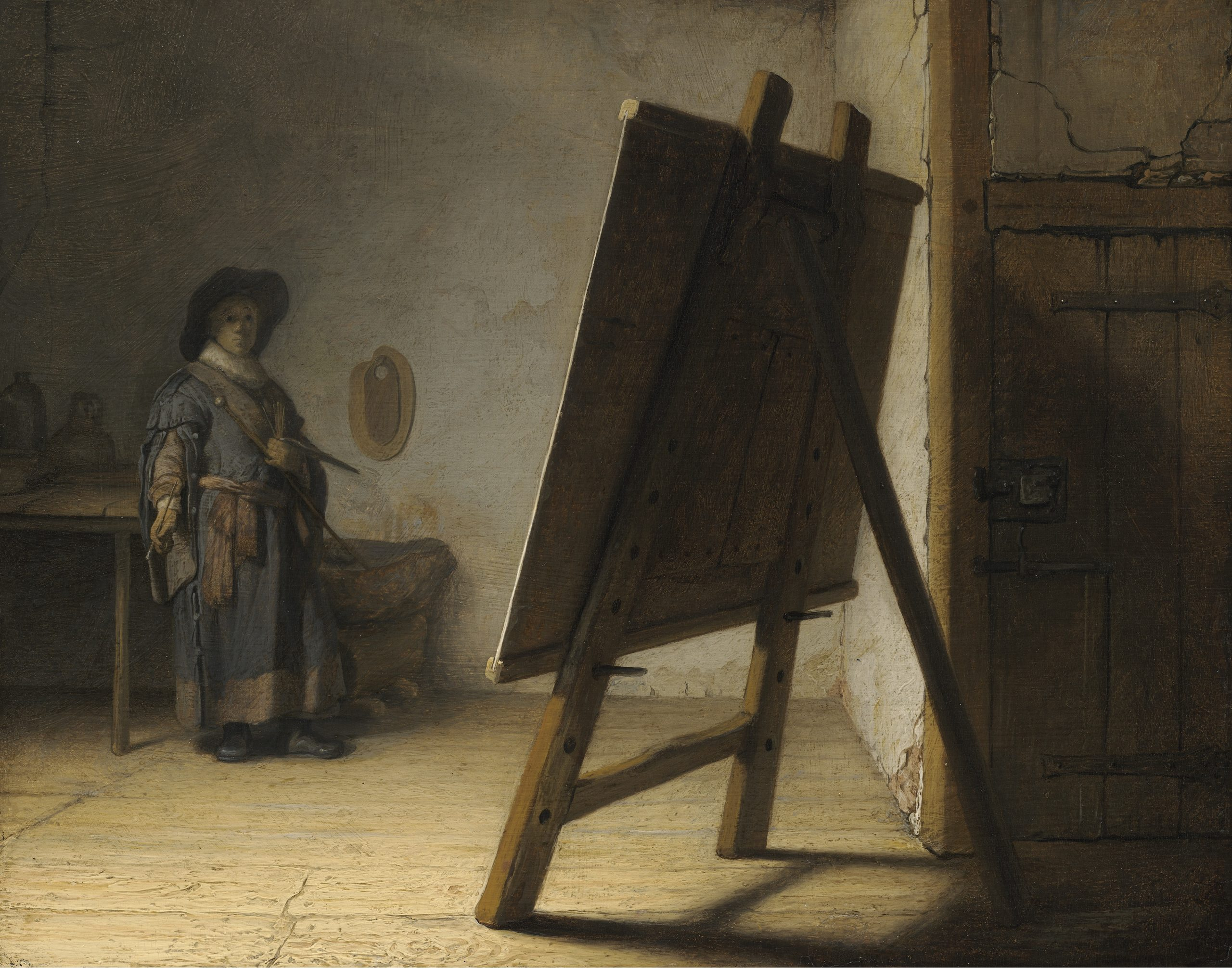 Rembrandt Van Rijn, the Artist and the Man
